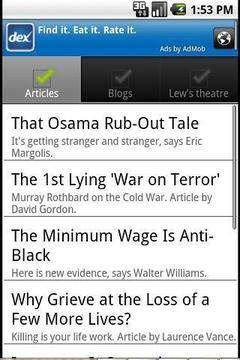 LewRockwell.com for Android
