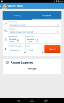 Hipmunk Flight  Hotel Search