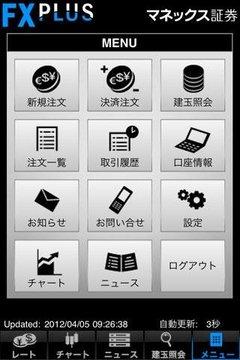 FX PLUS スマートフォン