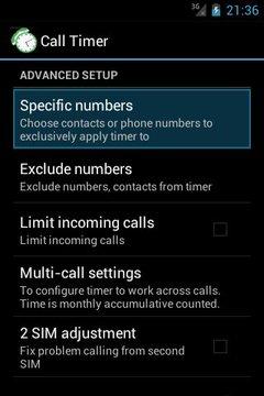 Call-timer