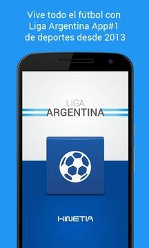 La Liga -Fútbol Argentino 2016