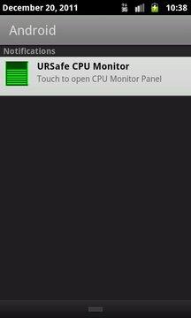 URSafe CPU监视器