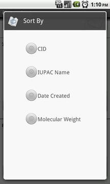 有机小分子生物活性数据库