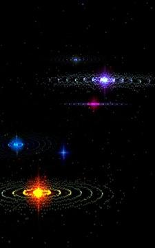 3D Stars Journey Live WP