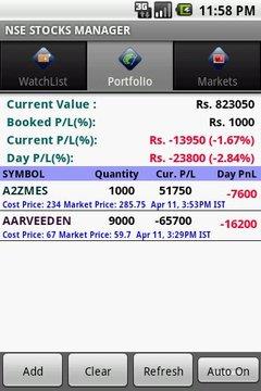 NSE WATCH LIVE