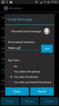 Sveglia Parlante