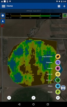 Connected Farm Scout