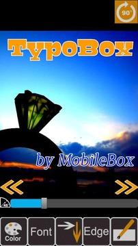 TypoBox