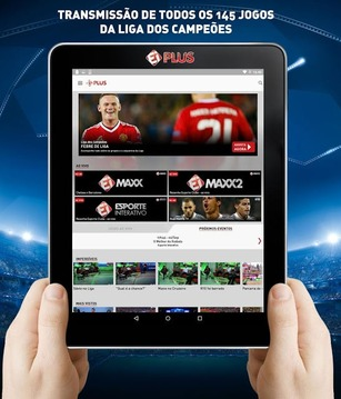 Esporte Interativo Plus - Liga