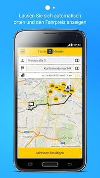 Taxi Berlin (030) 202020