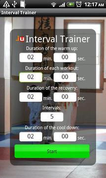 ju Interval Trainer