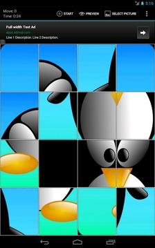 格斯尔滑动拼图 Geser Slide Puzzle
