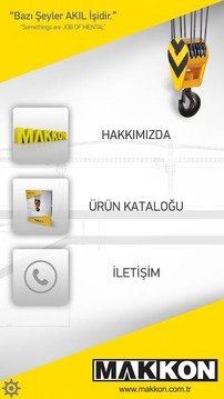 MAKKON VİNÇ