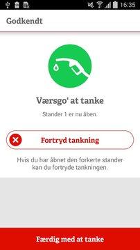 Find tankstation