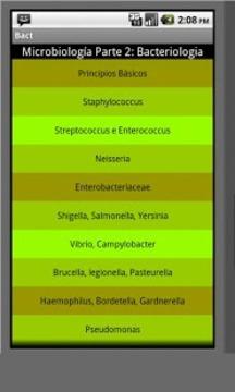 Preguntas de Bacteriologia