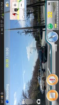 汽车护卫队 - 摄像机