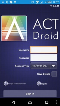 ActDroid