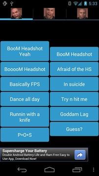 FPS Doug SoundBoard