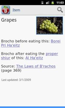 Brochos - Jewish Blessings