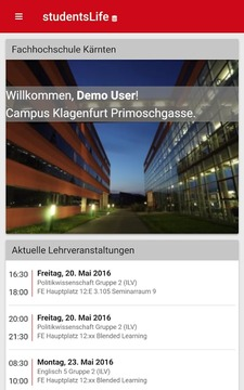 studentsLife by FH Kärnten