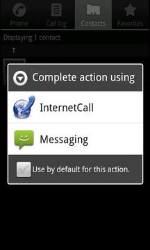 Phone2Phone Internet Calling