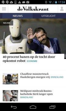 Volkskrant.nl Mobile