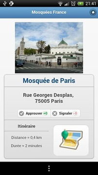 Mosquees France