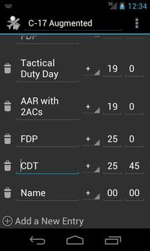 Duty Day Calculator