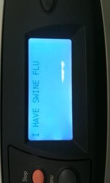HP打印机趣