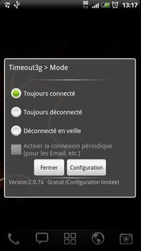 Timeout3g-免费