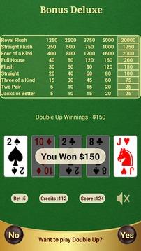 Bonus Deluxe Poker