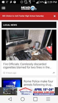 NewsChannel 9 WSYR Syracuse