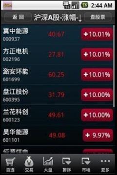 金阳光移动证券