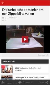 Fail: epic fails