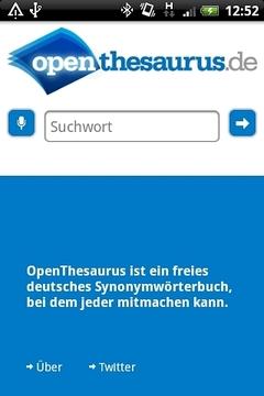 OpenThesaurus.de
