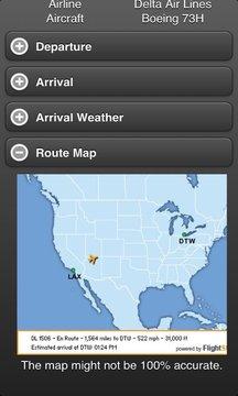 Flight Tracker Trial