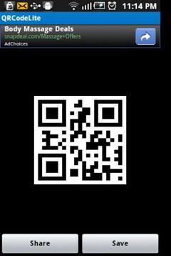 QRCodeLite (QR Code Generator)