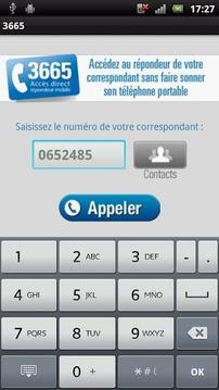 3665 repondeur portable