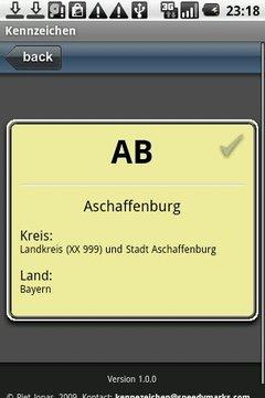 German Car Plates Free