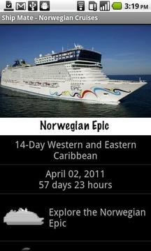 Ship Mate - Norwegian Cruises