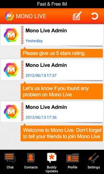 Mono Live