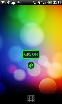 Quick GPS Change