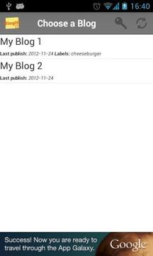 BlogIt!
