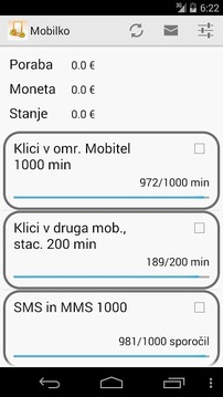 Mobilko (poraba)