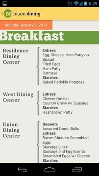 Bison Dining