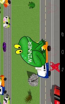 青蛙比赛3D