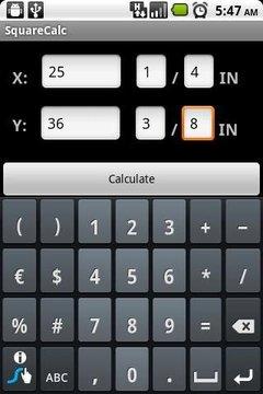 SquareCalc