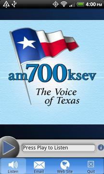 KSEV AM 700 The Voice of Texas
