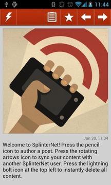 SplinterNet