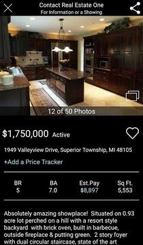 Michigan Real Estate Search